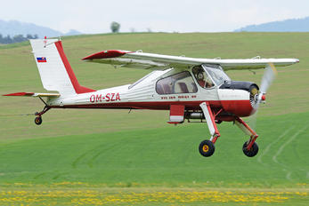 OM-SZA - Private PZL 104 Wilga 35A