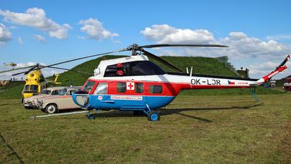 OK-LJR - DSA - Delta System Air Mil Mi-2