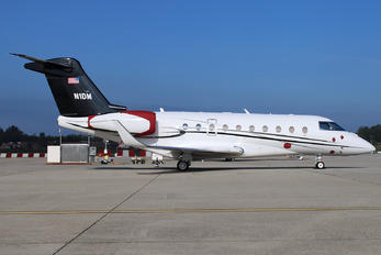 N1DM - MacNeil Aviation Gulfstream Aerospace G280
