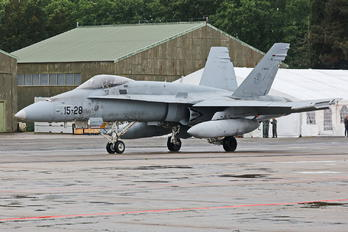 C.15-41 - Spain - Air Force McDonnell Douglas EF-18A Hornet