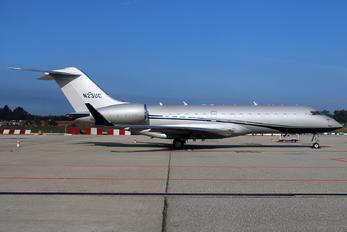 N23UC - Private Bombardier BD-700 Global 6000