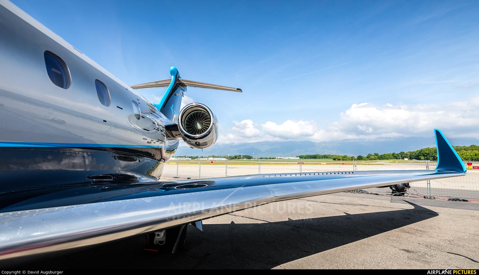 Embraer Executive Aircraft Inc PR-ZTX aircraft at Geneva Intl