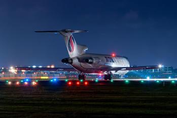 PR-TTP - Total Linhas Aéreas Boeing 727-200F