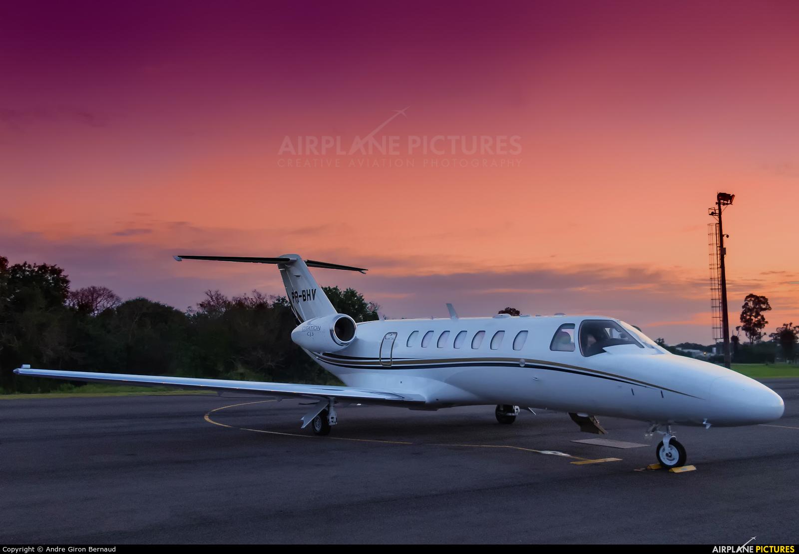 Private PR-HBV aircraft at Porto Alegre - Salgado Filho