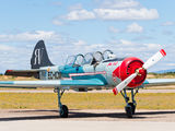 "EC-ICM - Asociación Deportiva ""Jacob 52"" Yakovlev Yak-52 aircraft"