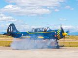 "EC-IAL - Asociación Deportiva ""Jacob 52"" Yakovlev Yak-52 aircraft"