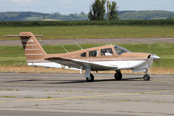G-BPBO - Private Piper PA-28R Arrow /  RT Turbo Arrow