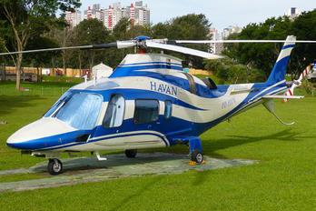 PP-HVN - Private Agusta / Agusta-Bell A 109