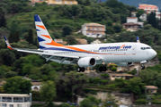 OK-TSR - SmartWings Boeing 737-800 aircraft