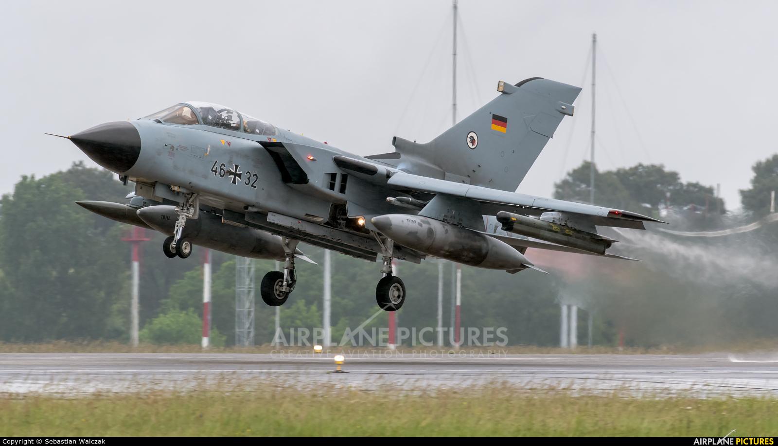 Germany - Air Force 46+32 aircraft at Mont de Marsan