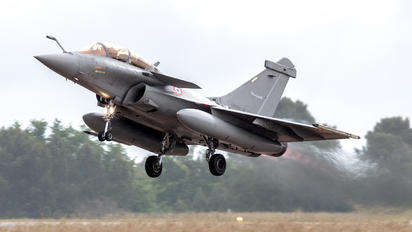 323 - France - Air Force Dassault Rafale B