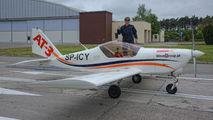 SP-ICY - 3AT3 Formation Flying Team Aero AT-3 R100  aircraft