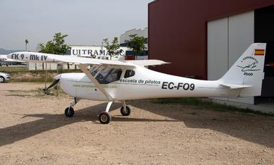 EC-FO9 - Private FK Lightplanes FK9 Mk IV