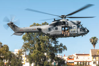 HD.21-11 - Spain - Air Force Eurocopter AS332 Super Puma