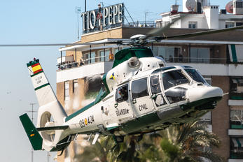 HU.30-04 - Spain - Guardia Civil Eurocopter EC155 Dauphin (all models)