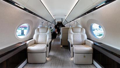 N600G - Gulfstream Aerospace Service Corp Gulfstream Aerospace GVII-G600
