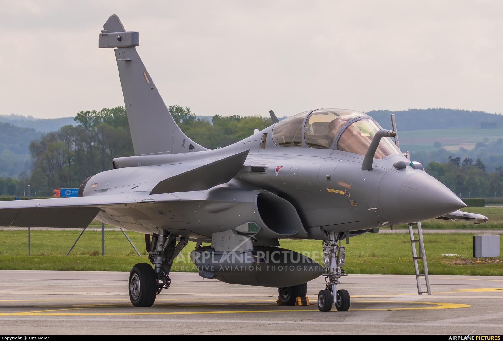 France - Air Force 301 aircraft at Payerne