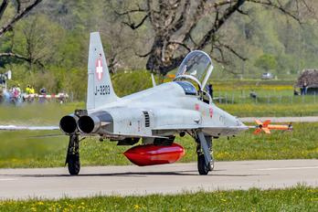 J-3203 - Switzerland - Air Force Northrop F-5F Tiger II