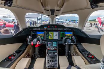 N139HE - Honda Aerospace Honda HA-420 HondaJet