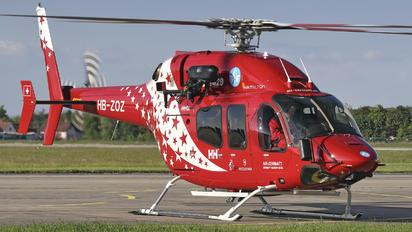 HB-ZOZ - Air Zermatt Bell 429 Global Ranger