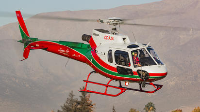 CC-AXA -  Airbus Helicopters H125