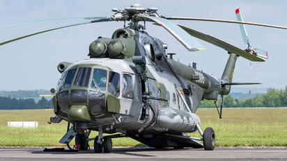 9806 - Czech - Air Force Mil Mi-171