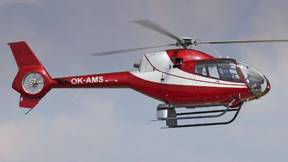 OK-AMS - Private Eurocopter EC120B Colibri