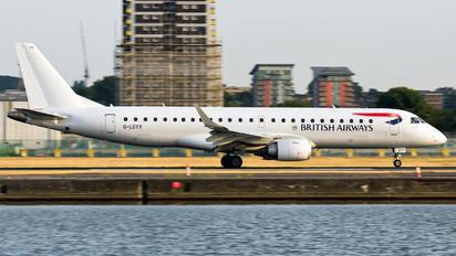 G-LCYY - British Airways Embraer ERJ-190 (190-100)