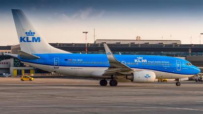 PH-BGF - KLM Boeing 737-700