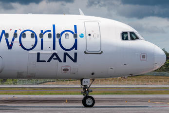 CC-BAC - LAN Airlines Airbus A320