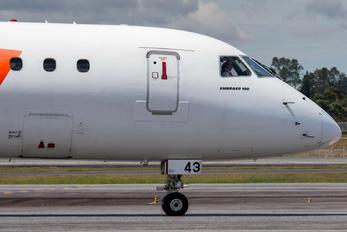 YV2943 - Conviasa Embraer ERJ-190 (190-100)