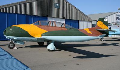 A.10C-111 - Fundació Parc Aeronàutic de Catalunya Hispano Aviación HA-200D Saeta