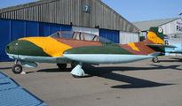 A.10C-111 - Fundació Parc Aeronàutic de Catalunya Hispano Aviación HA-200D Saeta aircraft