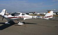 EC-KEQ - Private Diamond DA 20 Katana aircraft