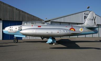 E.15-48 - Spain - Air Force Lockheed T-33A Shooting Star