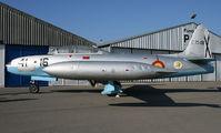 E.15-48 - Spain - Air Force Lockheed T-33A Shooting Star aircraft