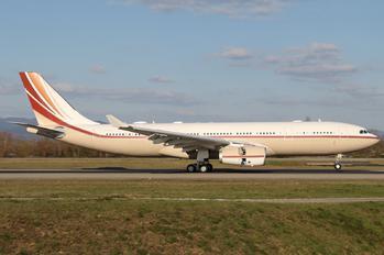 VP-BHD - Private Airbus A330-200 Prestige