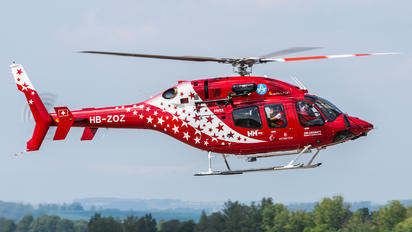 HB-ZOZ - Air Zermatt Bell 429 Global Ranger