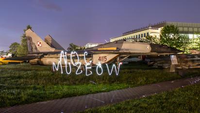 4115 - Poland - Air Force Mikoyan-Gurevich MiG-29GT