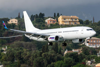 OM-GTE - Go2Sky Airline Boeing 737-8AS