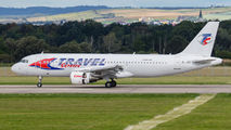 YL-LCS - Travel Service Airbus A320 aircraft