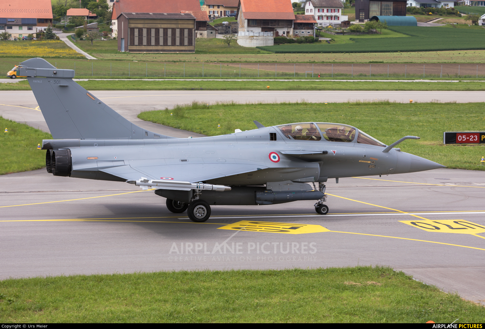 France - Air Force 301 aircraft at Payerne