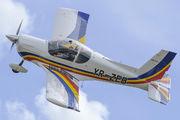 YR-ZEB - Romanian Airclub Zlín Aircraft Z-242 aircraft