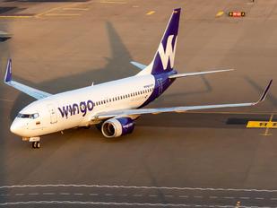 HP-1525CMP - Wingo Boeing 737-700