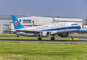 B-6291 - China Southern Airlines Airbus A320 aircraft