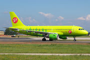 VP-BTT - S7 Airlines Airbus A319 aircraft