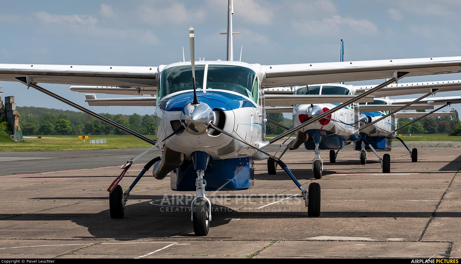 DSA - Delta System Air OK-LOM aircraft at Hradec Králové