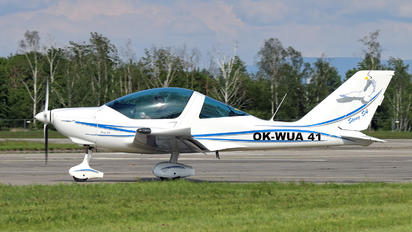 OK-WUA41 - Private TL-Ultralight TL-96 Sting