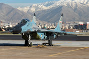 3-6118 - Iran - Islamic Republic Air Force Mikoyan-Gurevich MiG-29A aircraft