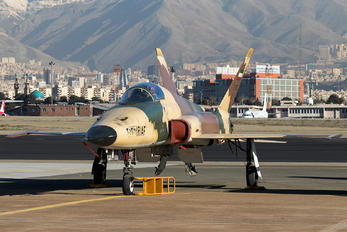3-7367 - Iran - Islamic Republic Air Force Northrop F-5E Saeghe